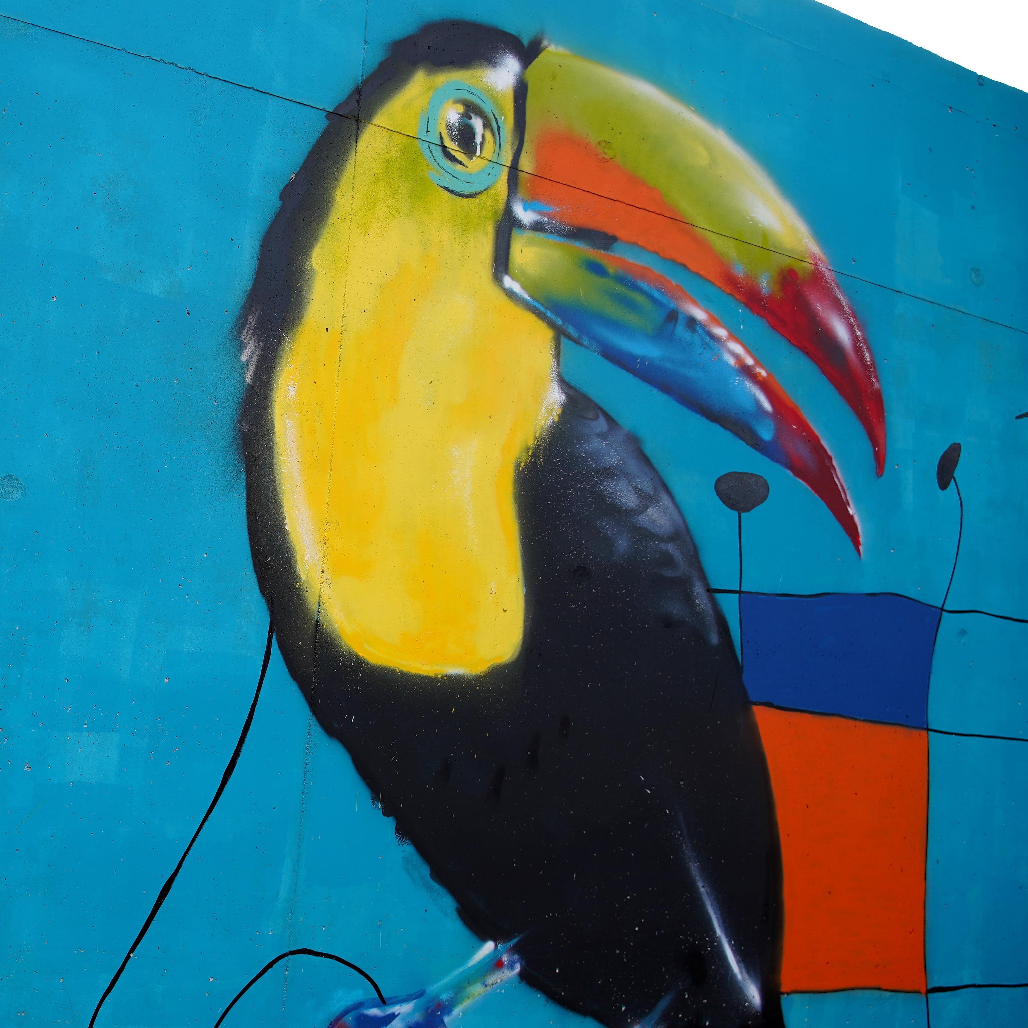 Peinture profacile, eban mural, peinture exterieur